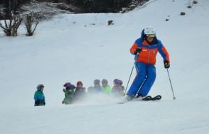 Kinder Skischule 13