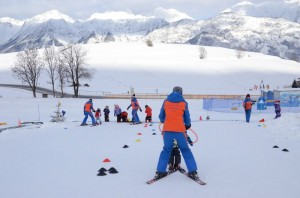 Kinder Skischule 36